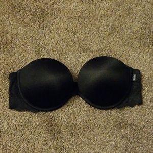 Nwot Pink date multi way  push up bra size 34C